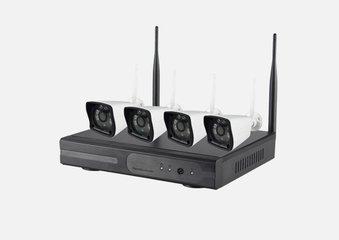 Draadloze Wifi IP camera met recorder