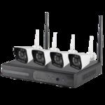 Draadloos IP camera