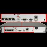 PoE Hikvision IP camerabewaking