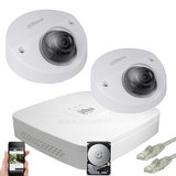 Dahua IP camerasysteem PoE