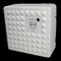 Defendertech mist generator DT-400 genereert 415 m2 mist in 60 seconden inclusief accu.