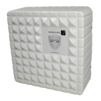Defendertech mist generator DT-800 genereert 830 m2 mist in 60 sec. inclusief accu.