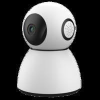 Babyfoon WIFI IP camera Nivian FULL HD PTZ draaien/kantelen, speaker, mic, sd slot.