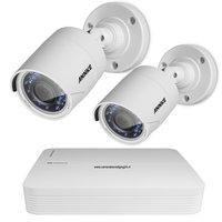 FULL HD camerabewakingssysteem 2 Bullet buiten camera's. (Uitverkocht!)