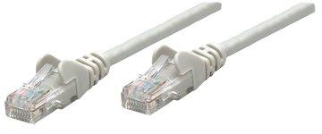UTP Cat5e universeel 15 m grijs - netwerkkabel 100% koper