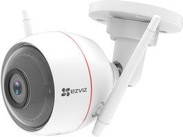 Ezviz C3W Draadloos WIFI Buiten IP camera FULL HD incl. microfoon, speaker, sirene, flitsalarm en MicroSD slot