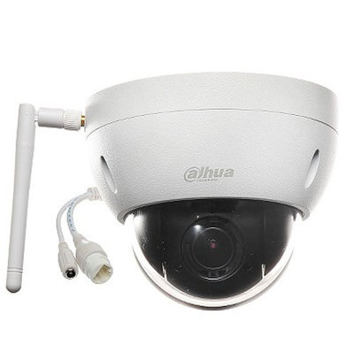 DH-SD22204UE-GN-W Starlight PTZ Dahua gemotoriseerde WIFI buiten IP camera 2MP