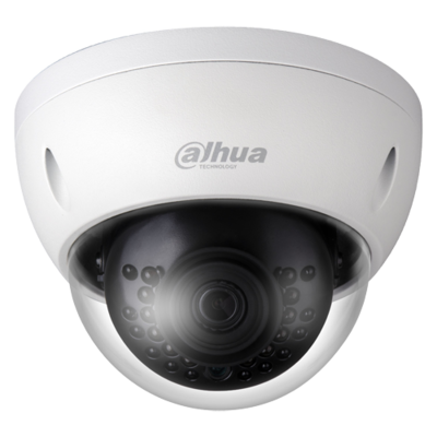 Dahua IPC-HDBW1230E 2MP FULL HD PoE Dome IP camera 2.8mm lens binnen/buiten IR 30 m