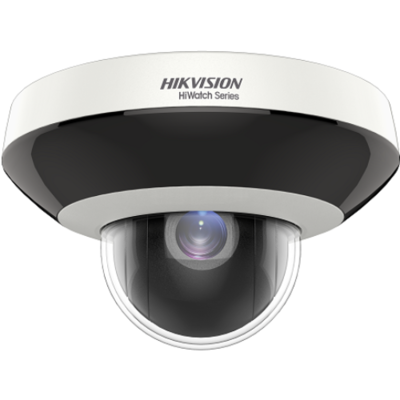 Hikvision HWP-N1200IH-DE3 2MP PTZ buiten dome PoE IP camera, 16x zoom, nachtzicht en SD slot.
