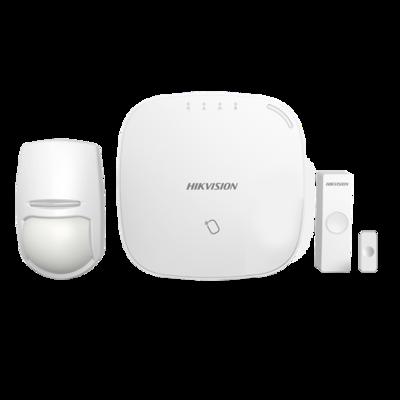 Hikvision draadloos alarmsysteem DS-PWA32-NG met Lan, WIFI  GPRS communicatie.