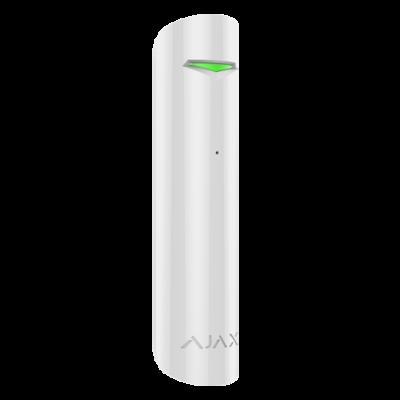 Ajax GLASSPROTECT-W glasbreukmelder - detecteert glasbreuk tot 9 meter.
