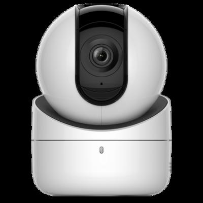 Babyfoon WIFI PTZ IP camera draai-en kantelfunctie, app, sd slot en audio.
