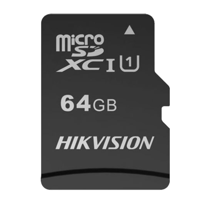 Hikvision 64GB MicroSD kaart speciaal camerabewaking