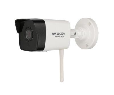 HWI-B120H-D/W Hikvision WIFI Bullet 2MP buiten IP camera inclusief micro sd kaart slot en ingebouwde microfoon