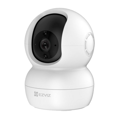 Ezviz TY2 Smart WiFi draai- en kantel binnen camera met audio, sd slot en automatisch volgen.