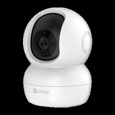 Ezviz WiFI bestuurbare babyfoon camera, audio, sd slot en automatisch volgen.