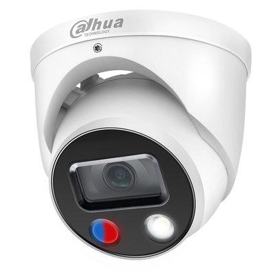 5MP Dahua HDW3549H-AS-PV WizSense Eyeball PoE IP Turret camera