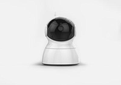 Babyfoon WIFI Draadloos IP camera draai-en kantelfunctie, audio en gratis app (UITVERKOCHT!)