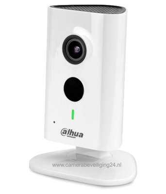 Dahua IPC-C35 WIFI IP Camera Dahua 3MP binnen FULL HD tweerichting audio en gratis app.