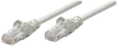 UTP Cat6 universeel 15 m grijs - netwerkkabel 100% koper