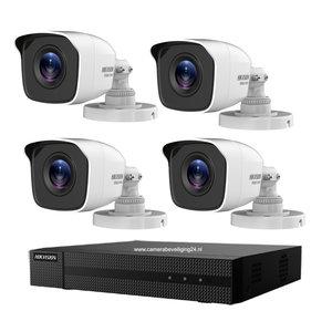 Hikvision camerabewaking set