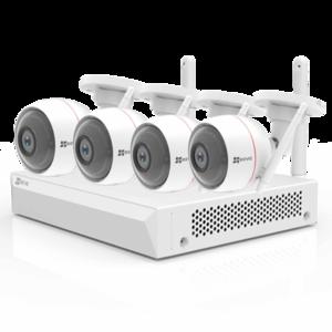 wifi ip camerasysteem hikvision
