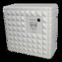 Defendertech mist generator DT-400L genereert 415 m2 mist in 60 sec. incl. accu en Lan verbinding.