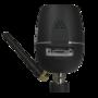 Nivian NVS-IPC-01 buiten WIFI IP camera FULL HD met microfoon, speaker, MicroSD slot.