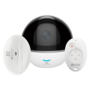 Ezviz C6T-RF PT FULL HD PT Wifi camera met alarm sensor, mic, speaker en SD-slot.
