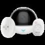 Ezviz C6T-RF PT full hd binnen ptz Wifi ip camera met aparte alarm sensor, mic, luidspreker en SD-slot.