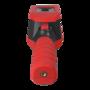 Draagbare dual thermisch warmtebeeld camera om lichaamstemperatuur op afstand te meten.