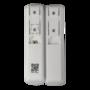 Ajax Doorprotect magneet contact zender voor deur of raam verkrijgbaar in kleur zwart of wit.