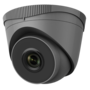 IP PoE 2MP Safire camerabewakingssysteem met 4 zwarte Turret camera's.