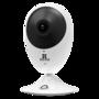 Babyfoon Ezviz C2C-180 Panoramic FULL HD 2MP binnen wifi camera met mic, speaker, SD-slot.