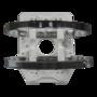 Universeel beugel voor paalbevestiging van dome  en bullet bewakingscamera