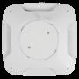 Ajax FireProtect Plus draadloze rook en CO2 detector zwart of wit