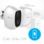 EZVIZ C3A Wifi Batterij IP camera 100% draadloos voor binnen en buiten met audio en app.