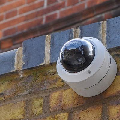 Wifi IP camerasysteem